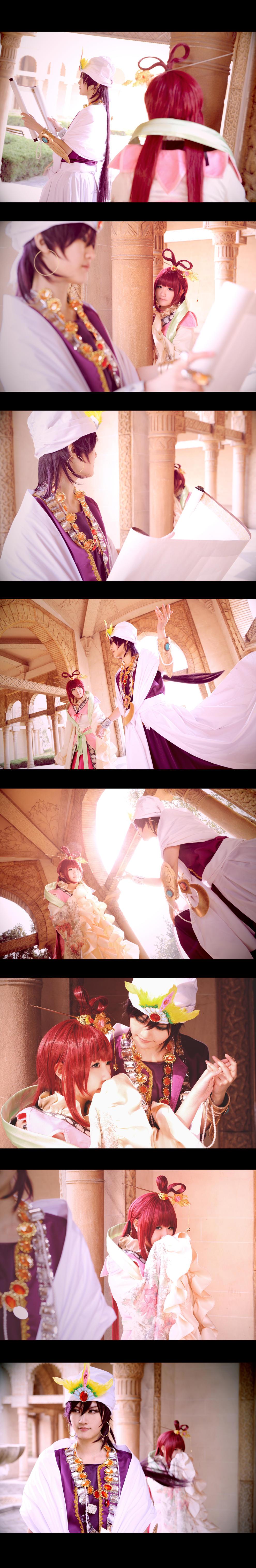MAGI-Sindbad and Ren kogyoku by CE-Ciel