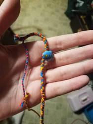 Fish bracelet by Jersey-cow