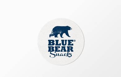 BLUE BEAR SNACKS by JohnAppleMan