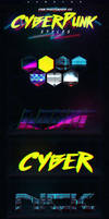 CyberPunk Photoshop Styles by aanderr