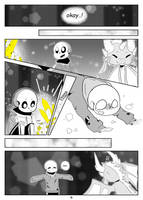 [Neotale] Prologue, Page 9 by BlurryNightSky