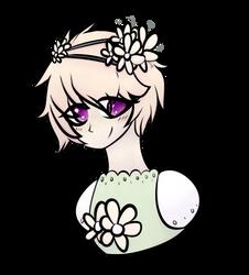 [SPEEDPAINT] Flower Girl by Hollow-Jack