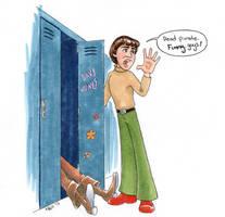 Davy Jones Locker by chill13
