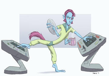 Multitasking: You're Doing it Right by chill13