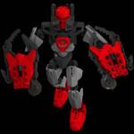 hero factory builder model by passthewaffles92