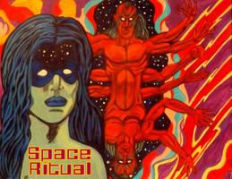 Space Ritual by Ustranga