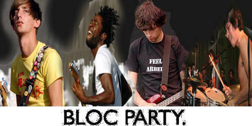 Bloc Party Sig by chrisfishlock