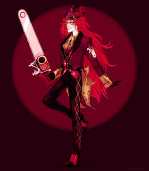circus Grell by airin-ater