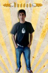 Buddha tshirt by Leonirico