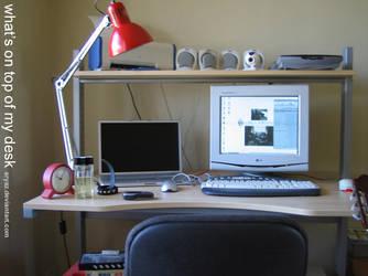 my desktop... by aryaz