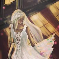 Wedding day by LadySeegard