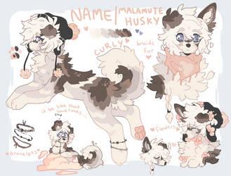 malamute adopt open //! by wqlf