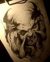 ave satanas by AndreySkull