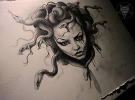 Medusa by AndreySkull