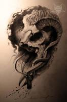 ART FROM DARKNESS by AndreySkull