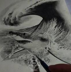 shark by AndreySkull