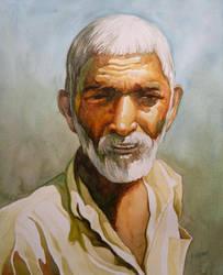 Rustic Farmer by svikramart