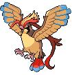 Mega Pidgeot Sprite by PixelMister