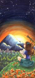 Stargazing by Kerrie-Jenkins