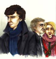 Sherlock by Kerrie-Jenkins