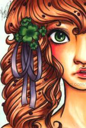 Clovers by Kerrie-Jenkins