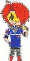 Gerard Way by macabrelamb