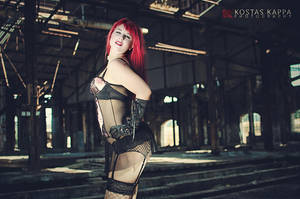 Crimson Lady II... by KostasKappa