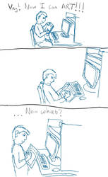 New Graphics Tablet by Nosedog2006