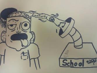 School 9000 by rojoloco929