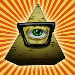 Hipster Illuminati 2.0 by rojoloco929