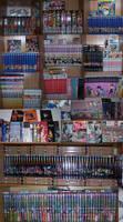 Manga collection Sep 08 - 300+ by Naime8