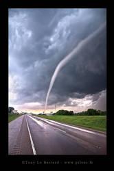 Shawnee tornado by TonyLeBastard