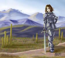Lemka Knight by tiffa