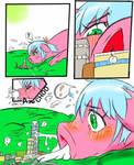 sow city sneeze (coloured) by suki0taku