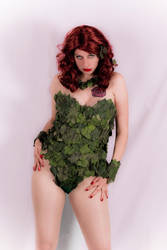 The Venomous Poison Ivy by thealicemalice
