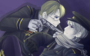 APH: Cold War by AlaisL