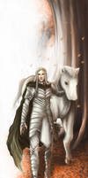 LOTR: Glorfindel by AlaisL