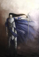LOTR: Fingolfin by AlaisL