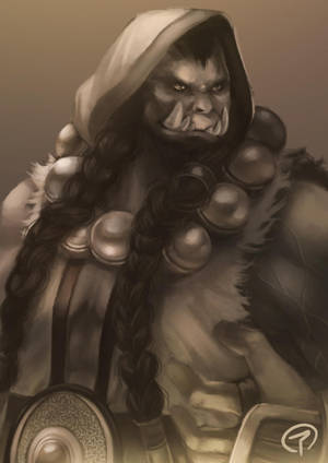 Thrall by AlaisL