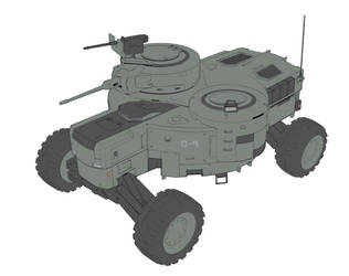 vehicle sketch by TimoKujansuu
