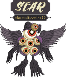 Sear the Multiocular O by SugarySweetSprites