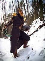 Miraak (The Elder Scrolls V) by X-beliebig