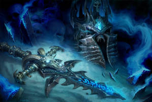 Patch3.3 Fall of the Lich King by NorseChowder