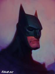 Batman...For Fun! by NorseChowder