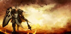 Diablo 3: Reaper of Souls Box Art by NorseChowder