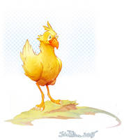 Chocobo! by NorseChowder