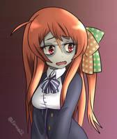 Sakura Minamoto - Zombieland Saga by TheDeviloftheRhine