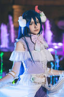 Love Live- Umi Sonoda White Day Cosplay by KUMIcosplay