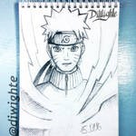 Naruto  by DiWighte