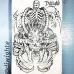Demon Sar 1 by DiWighte